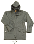 Air Flex Breathable Tear Resistant Waterproof Jacket (Sizes S - 3XL = 36 - 58)
